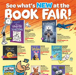 Books Scholastic Book Fairs