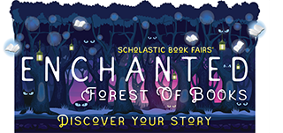 Image result for scholastic book fair enchanted forest
