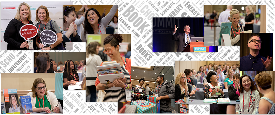 Reading Summit   Scholastic Book Fairs